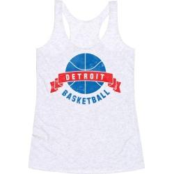 Boston Basketball Racerback Tank from LookHUMAN