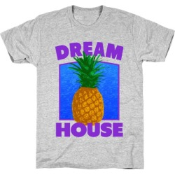 Dream House T-Shirt from LookHUMAN