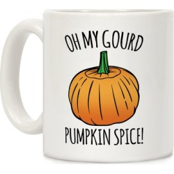 Oh My Gourd Pumpkin Spice Mug from LookHUMAN