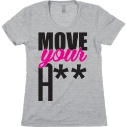 Move! T-Shirt from LookHUMAN