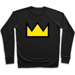 Betty's Crown Sweater Pullover from LookHUMAN