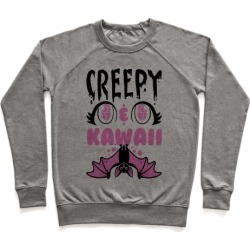 Creepy and Kawaii Pullover from LookHUMAN