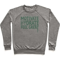 Motivation Pullover from LookHUMAN