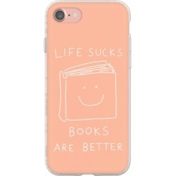 Life Sucks Books Are Better from LookHUMAN