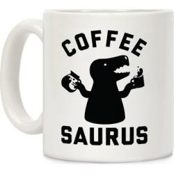 Coffeesaurus Mug from LookHUMAN