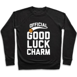 Basketball Good Luck Charm Pullover from LookHUMAN