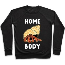 Homebody Pullover from LookHUMAN