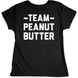 Team Peanut Butter T-Shirt from LookHUMAN