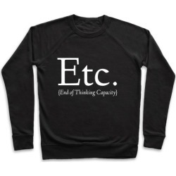 Etc Pullover from LookHUMAN