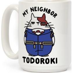 My Neighbor Todoroki Mug from LookHUMAN