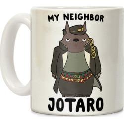 My Neighbor Jotaro Mug from LookHUMAN