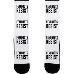 Feminists Resist Socks from LookHUMAN