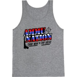 Ammu-Nation Tank Top from LookHUMAN