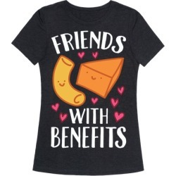 Friends With Benefits T-Shirt from LookHUMAN