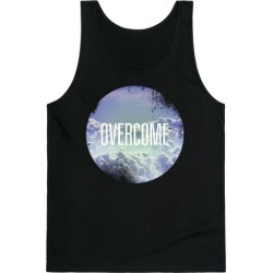 Overcome Tank Top from LookHUMAN