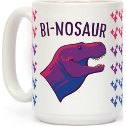 Bi-nosaur Mug from LookHUMAN
