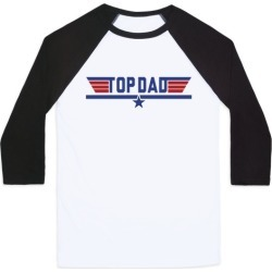 Top Dad Baseball Tee from LookHUMAN found on Bargain Bro India from LookHUMAN for $29.99