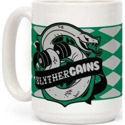 SlytherGAINS Mug from LookHUMAN