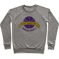 City of Lost Angels Basketball Pullover from LookHUMAN