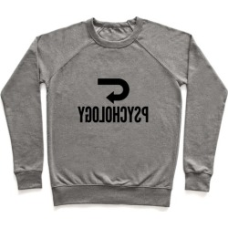 Reverse Psychology Pullover from LookHUMAN