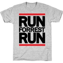 Run Forrest Run T-Shirt from LookHUMAN