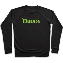 Daddy Pullover from LookHUMAN