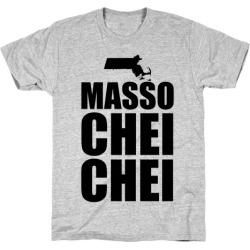 Massachusetts T-Shirt from LookHUMAN
