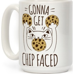 Gonna Get Chip Faced Mug from LookHUMAN