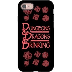 Dungeons & Dragons & Drinking Phone Case from LookHUMAN