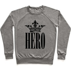 Hero Pullover from LookHUMAN
