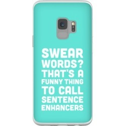 Swear Words Sentence Enhancers from LookHUMAN