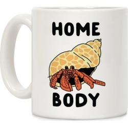 Homebody Mug from LookHUMAN