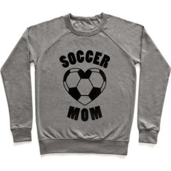 Soccer Mom Pullover from LookHUMAN