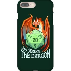 You Seduce The Dragon Phone Case from LookHUMAN found on Bargain Bro from LookHUMAN for USD $24.32