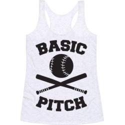 Basic Pitch Racerback Tank from LookHUMAN found on Bargain Bro Philippines from LookHUMAN for $25.99