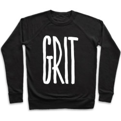 Grit Pullover from LookHUMAN