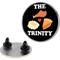 Thanksgiving Trinity Pin from LookHUMAN