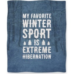 My Favorite Winter Sport Is Extreme Hibernation Blanket from LookHUMAN found on Bargain Bro Philippines from LookHUMAN for $59.99