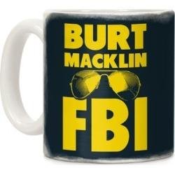 Burt Macklin FBI Mug from LookHUMAN found on Bargain Bro India from LookHUMAN for $14.99