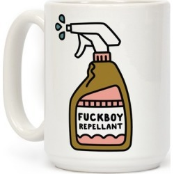 F***boy Repellent Mug from LookHUMAN