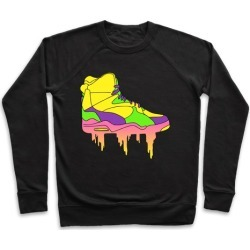 Day-Glo Dunks Pullover from LookHUMAN