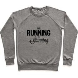 From Running to Stunning Pullover from LookHUMAN