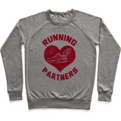 Running Partners Pullover from LookHUMAN
