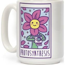 Photosynthesis Mug from LookHUMAN