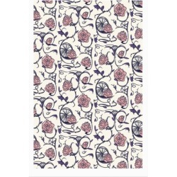 Sleeping Beauty Briar Rose Floral Pattern Poster from LookHUMAN found on Bargain Bro Philippines from LookHUMAN for $19.00