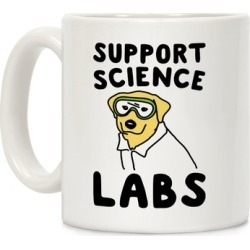 Support Science Labs Mug from LookHUMAN found on Bargain Bro Philippines from LookHUMAN for $14.99