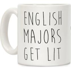 English Majors Get Lit Mug from LookHUMAN