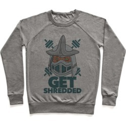 Get Shredded Pullover from LookHUMAN
