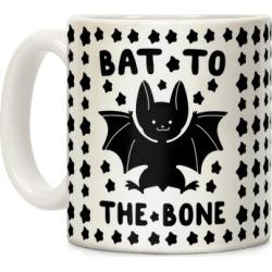 Bat to the Bone Mug from LookHUMAN
