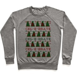 Dalek Ugly Sweater Pullover from LookHUMAN